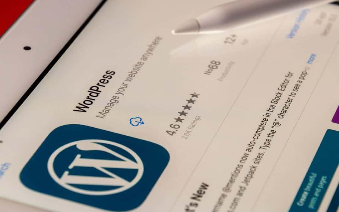 Din WordPress hjemmeside kan handle om alt